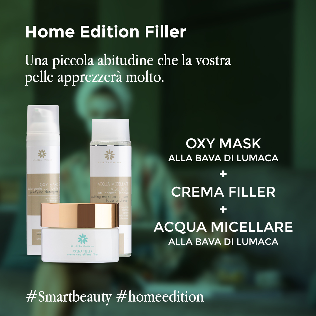 Filler viso #HOMEedition
